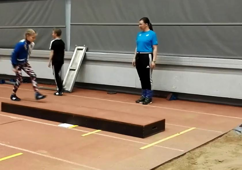 Pituushyppyvalmennus (ryhmä on täynnä)