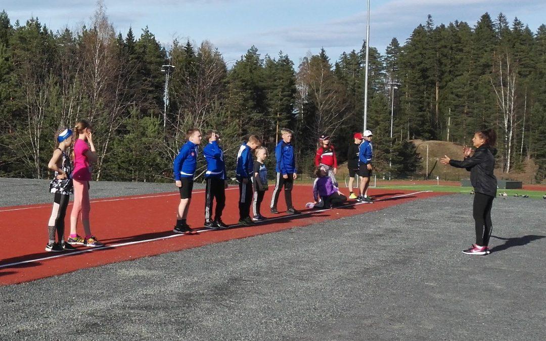 Kevään juoksukoulu