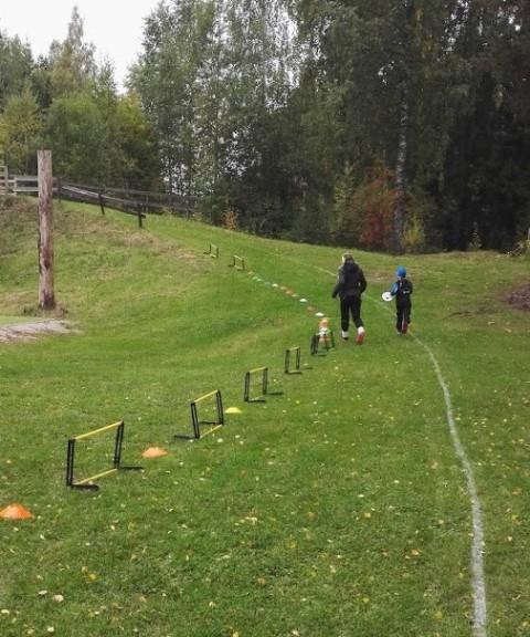 Uutta: Juoksukoulu lapsille ja nuorille