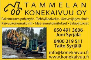 Tammelan Konekaivuu Oy