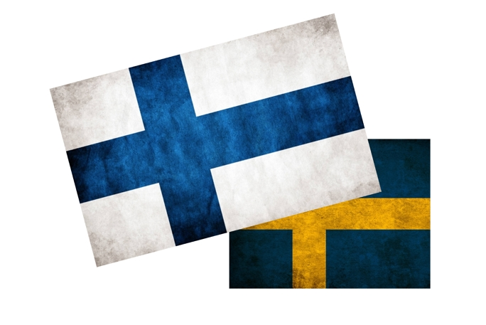 Matka Suomi – Ruotsi otteluun